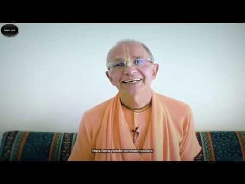 Бхакти Вигьяна Госвами Махарадж (В.М. Тунеев) - Суть процесса дикши (Часть 1)