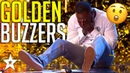 ALL Simon Cowell's GOLDEN BUZZER Auditions And Moments On Got Talent Got Talent Global