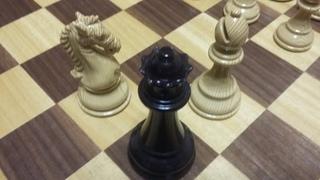 Шахматы. Очень хитрая ловушка. Ловим коня или слона. Обучение шахматам.