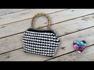 Concours! Vanity Pied de poule Crochet Lidia Crochet Tricot