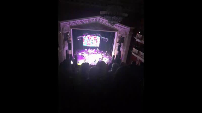 Элеонора Аликина - Live
