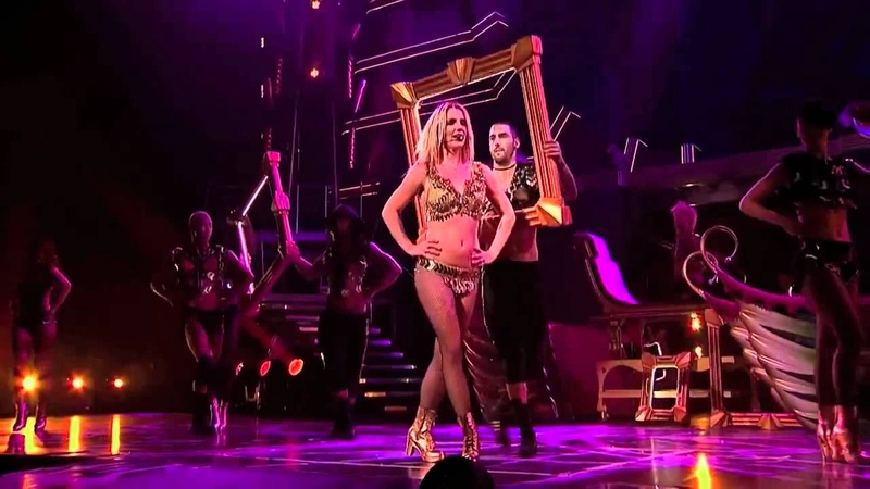 Britney Spears Drop Dead Beautiful The Femme Fatale Tour Live From Toronto