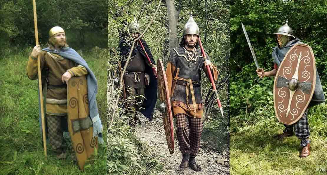 Воины галлов