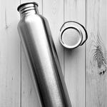 Бутылка металлическая 1000 мл