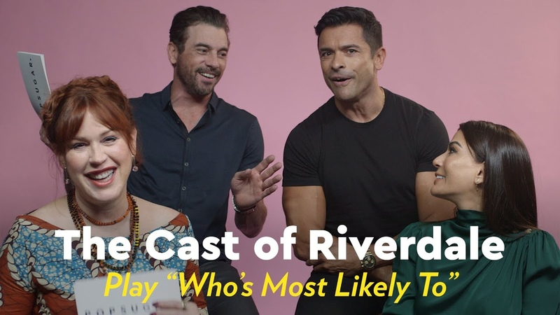 The Cast of Riverdale Plays Who's Most Likely