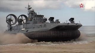 Невероятное сочетание скорости и огневой мощи главное о десантном корабле «Евгений Кочешков»