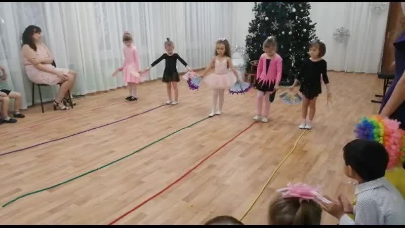 Танец канатоходок