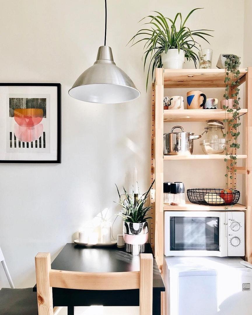 5 маленьких кухонь, в которых задействовано все полезное пространство, изображение №8