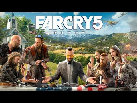 Far Cry 5: Madi Diaz - Help Me Faith (Choir Version)