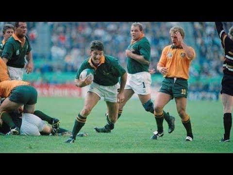 30 groot die Springbokke pogings teen die Wallaby 1993 - 2005