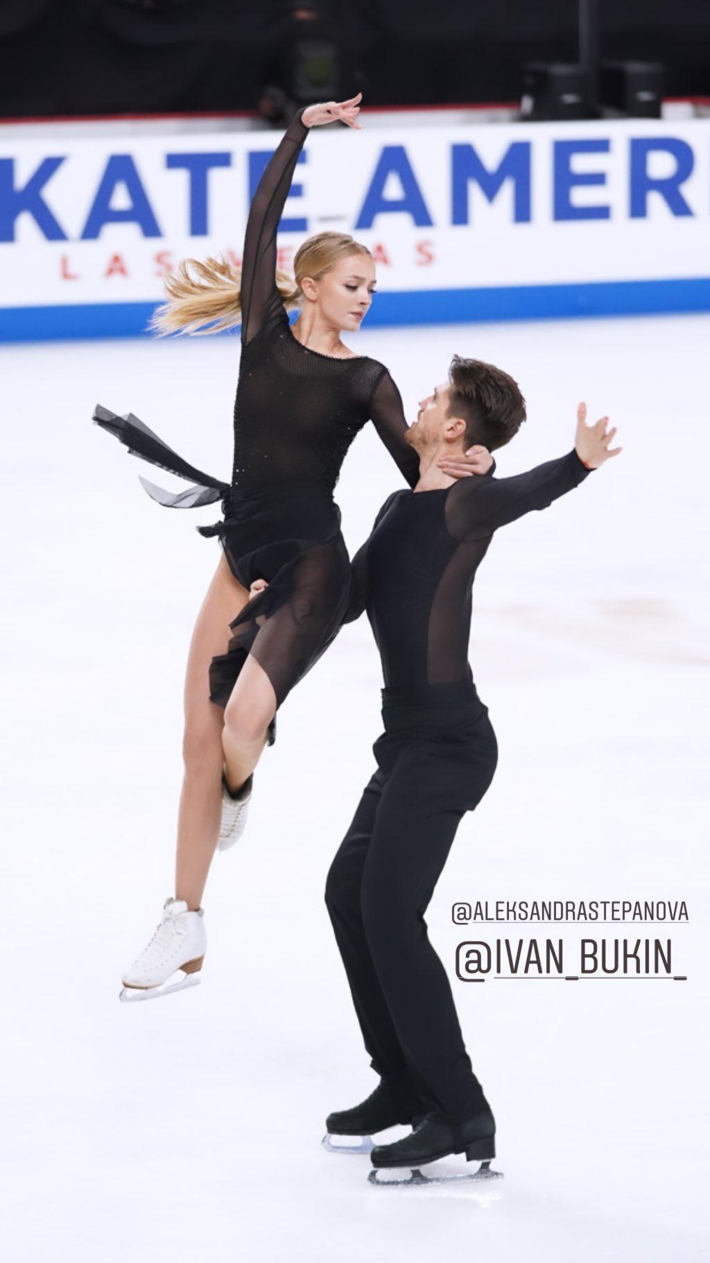 GP - 1 этап. Skate America Las Vegas, NV / USA October 18-20, 2019   - Страница 20 8Q82JaSuNkU