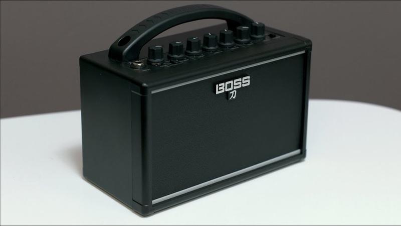 BEST PRACTICE AMP? - Boss Katana Mini