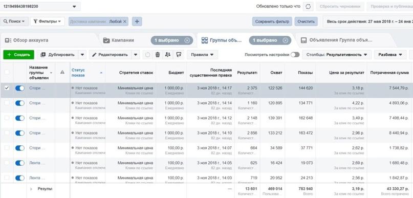 278 612 руб выручки для кондитерской онлайн-школы в Instagram, изображение №10