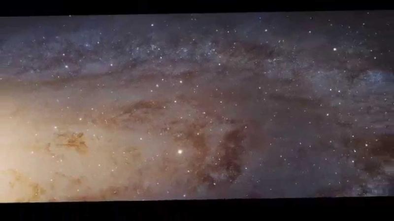 Гигапиксели Андромеды [4K]