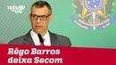 Porta voz da Presidência deixa Secom após embates com Fábio Wajngarten