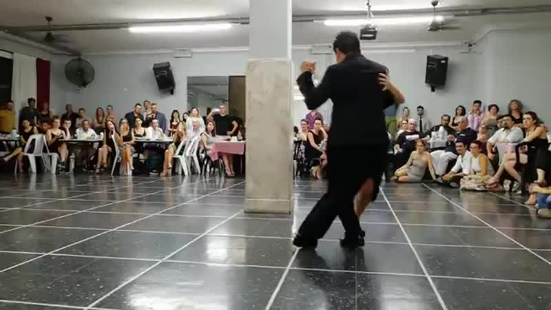 Tango 2 4 Noelia Hurtado Carlos Espinoza at Floreal Milonga on 17 02 2019