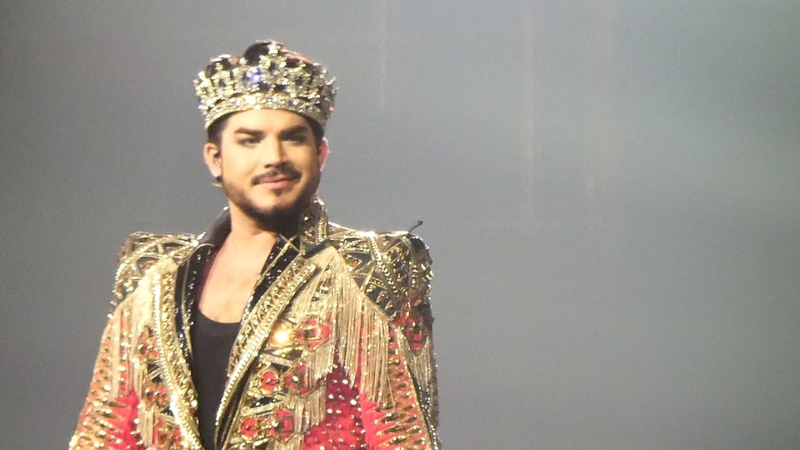 Queen Adam Lambert - A O W W R Y W A T C - Atlanta 08222019