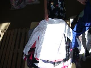 АКЦИЯ!!!Блузки женские-крем(Италия) 12,5 кг по 10-40%=6 евро/кг.Стоимость лота 5600 руб, с/с=70 рублей/ед.