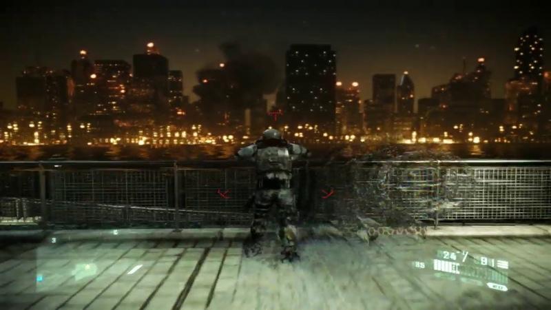 Crysis2 Прохождение Часть 12 Глаз бури