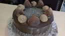 Шоколадный торт Трюфель Армине cake Truffle Armine