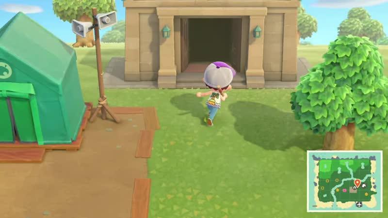 [Сладкий канал Мозга] Animal Crossing New Horizons 14 — Большой Переезд {Switch} прохождение часть 14