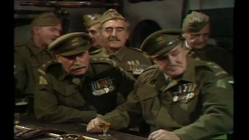 Dad's Army Battle of The Giants Xmas Special 1971 S4E15