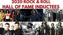 2020 Rock and Roll Hall of Fame inductees RockHall HoF