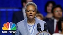 Chicago's New Mayor Looks Forward To A 'City Of Sanctuary' NBC News