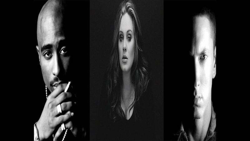Adele - Hello ft Tupac Eminem