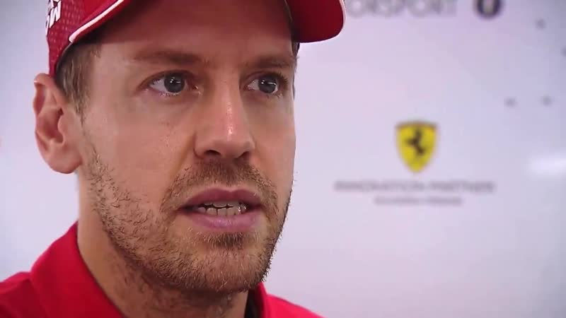 Why will it work out with the title win next year - - Vettel Atm its difficult to say. ГП Бразилии 2019 Четверг