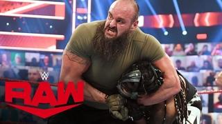 [WBSOFG] Drew McIntyre & Braun Strowman vs. MACE & T-BAR: Raw, April 19, 2021