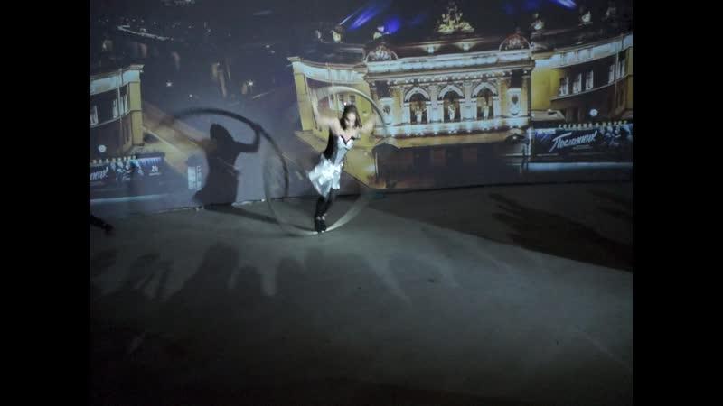 колесо сира шоу группа АУРА