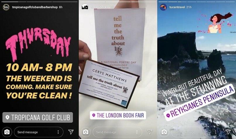 10 способов использовать истории Instagram для развития своего бизнеса, изображение №3