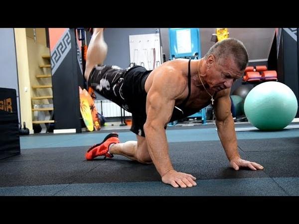 Яшанькин Александр о тренировке спины при остеохондрозе и межпозвоночных грыжах