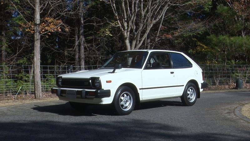 Honda Collection Hall 収蔵車両走行ビデオ Civic 1500(1979年)