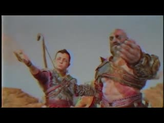 Kratos x atreus || god of war vine