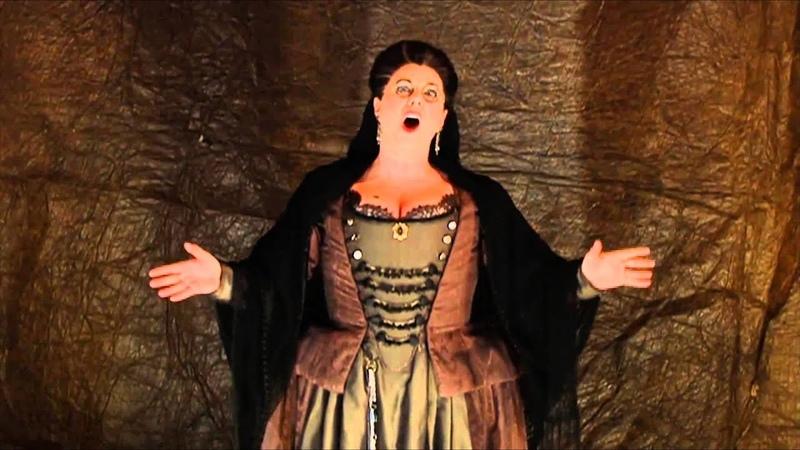 Jacqueline Dark sings Marcellina's Aria from Mozart's Le Nozze di Figaro