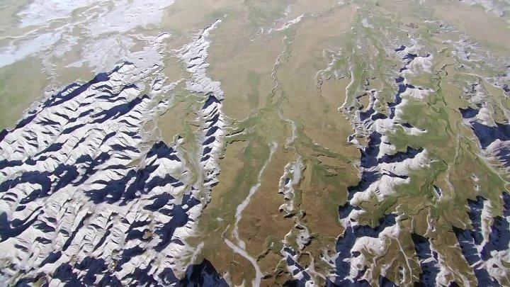 BBC Планета Земля Великие равнины серия 7