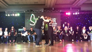 Swingtacular 2019 Invitational 3-for-All Strictly - Kyle Redd, Jerome Subey, Tessa Cunningham Munroe
