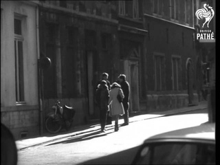 Louvain Students In Protest (1967)