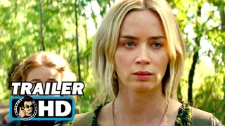 A QUIET PLACE 2 Trailer Teaser (2020) Emily Blunt Horror Movie