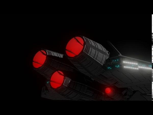 Phalanx class Frigate