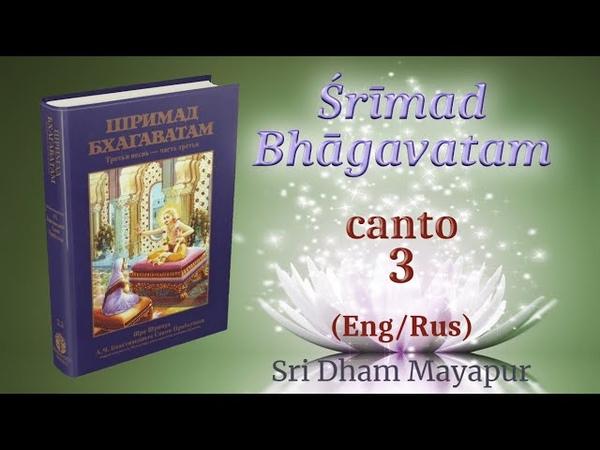 H H Jayadvaita Swami S B 3 28 24 Eng Rus 4K