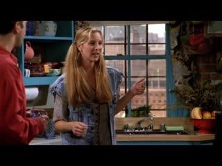 Фиби, а ты бы не хотела нам помочь - Друзья  Friends Сериал Комедия Шутка Прикол Угар Юмор Смех Джо Чендлер