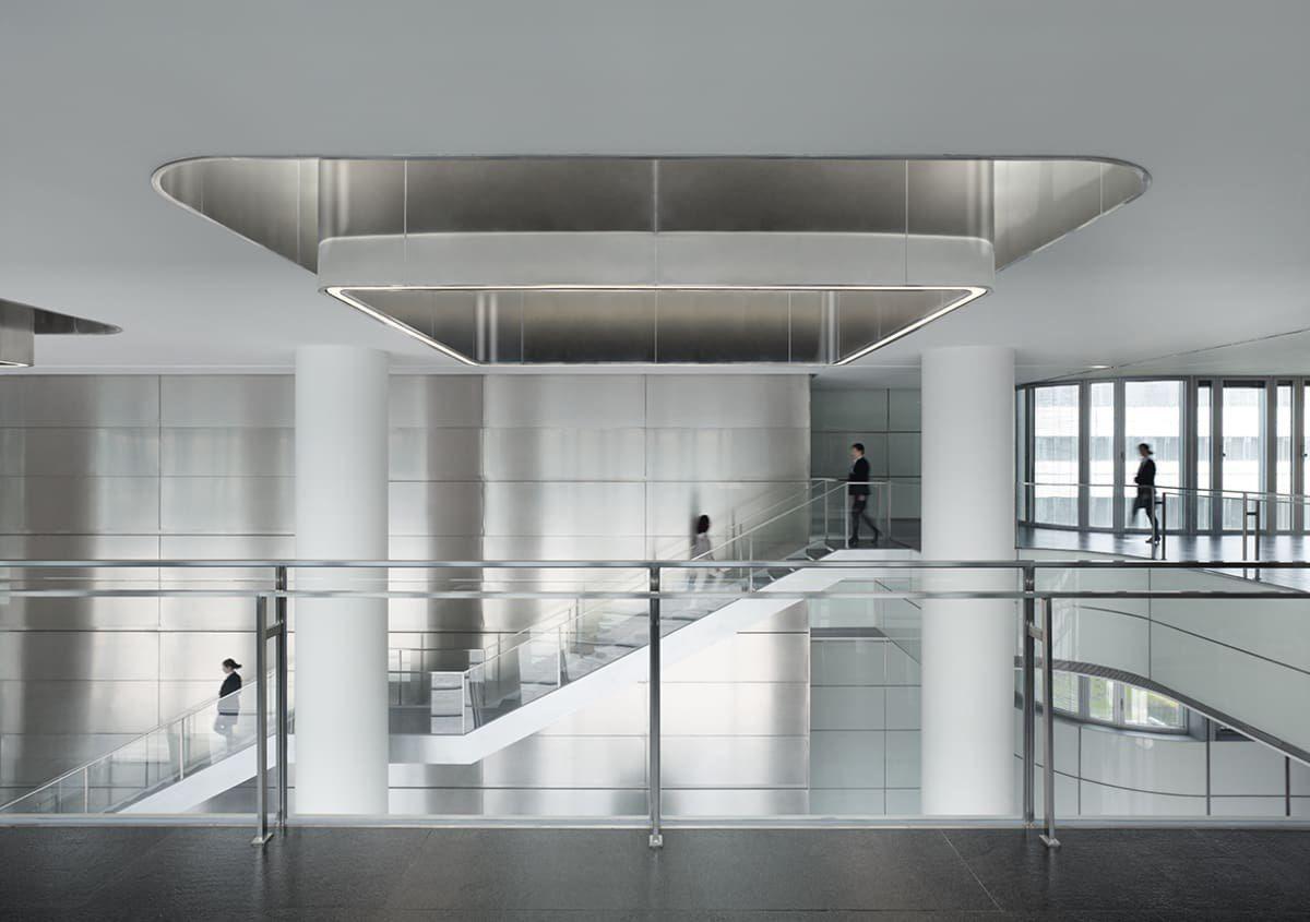 Data Center of China Life Insurance , Shanghai, 2015
