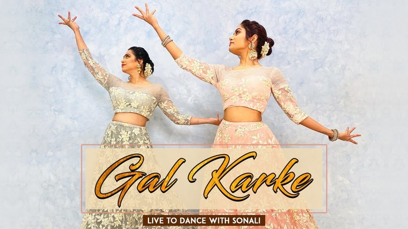 Gal Karke | Asees Kaur | Gaana Originals | Wedding Choreography | Live To Dance with Sonali
