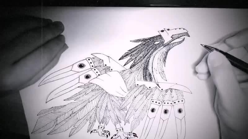 Повелитель воронов Анзу