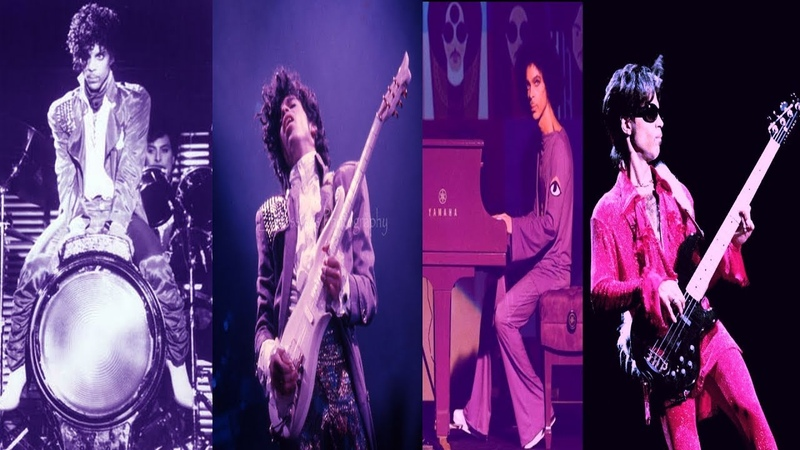 Prince - Multi Instrument Ultimate Compilation