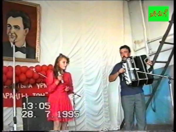 Энже Сафина-Талларым (Видеосъемка АКСЯНОВА Н.З)