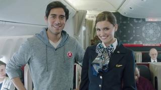 Комиксы от Turkish Airlines взорвали интернет